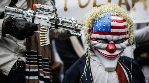 La edad de oro de los extremistas: así es el Estados Unidos más salvaje de las protestas