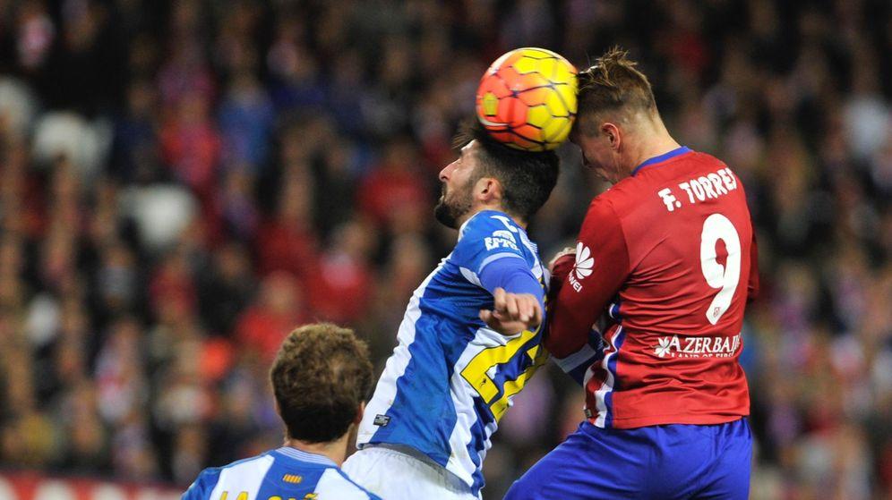 Foto: Fernando Torres sólo ha marcado dos goles esta temporada (Cordon Press)