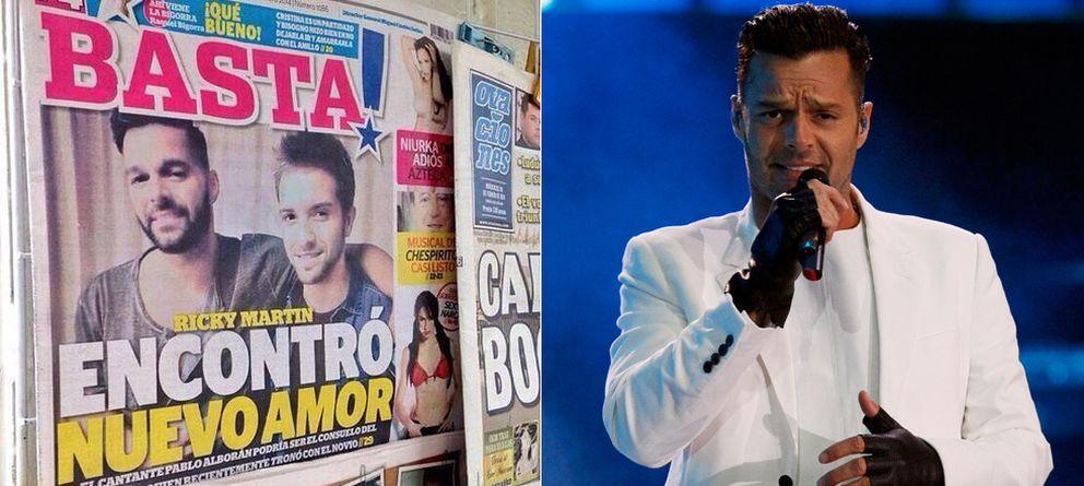 Foto: Portada del diario mejicano 'Basta'