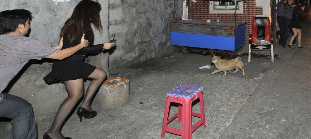 prostitutas chinas hotel con prostitutas