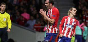 Post de Hecatombe de un Atlético de Madrid que se aleja de la Champions League