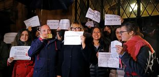 Post de  Periodistas se concentran hoy frente al TS por los registros en medios de Baleares