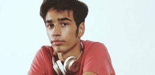 Post de Daniel Arias, hijo de Imanol Arias y Pastora Vega, en 'El internado' 2.0