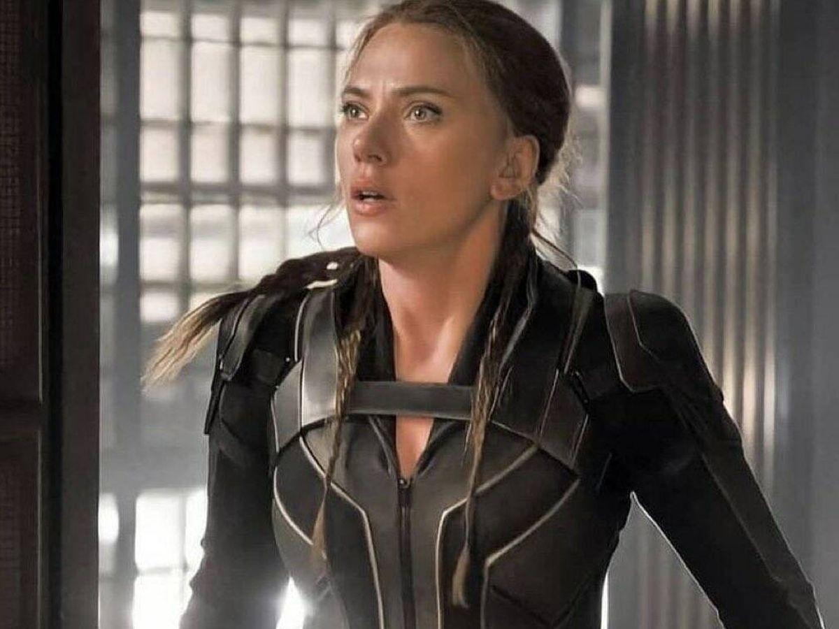 Foto: Scarlett Johansson, en 'Viuda Negra'. (Marvel)