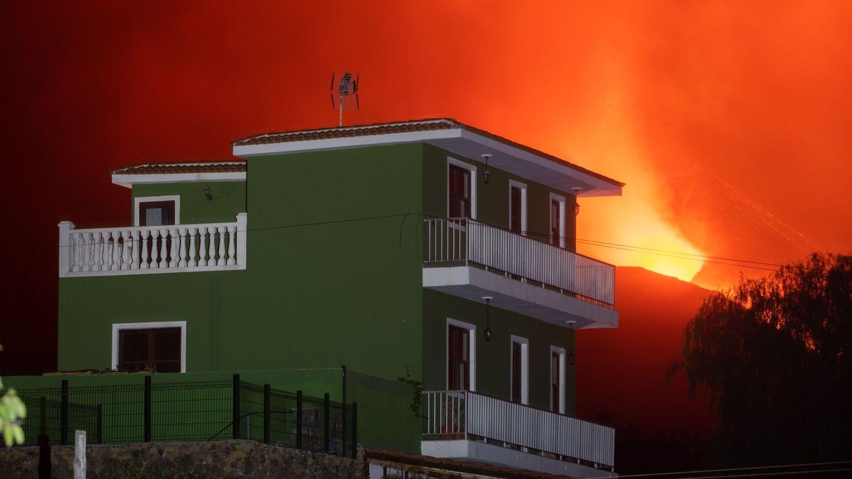 Erupción. (EFE)