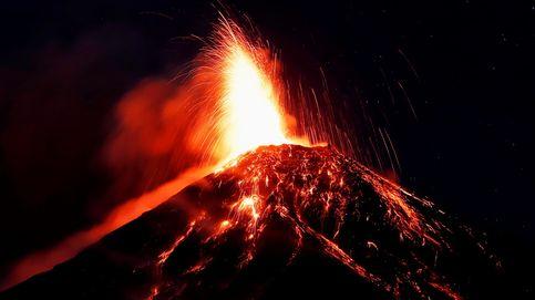 Volcán de fuego, quinta erupción del año