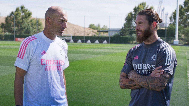 'La leyenda de Sergio Ramos', 'Señoras del (H)AMPA' y otros estrenos de la semana