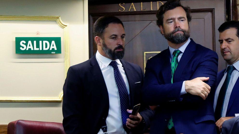 Vox no se sumará a una abstención conjunta entre PP y Cs para investir a Sánchez