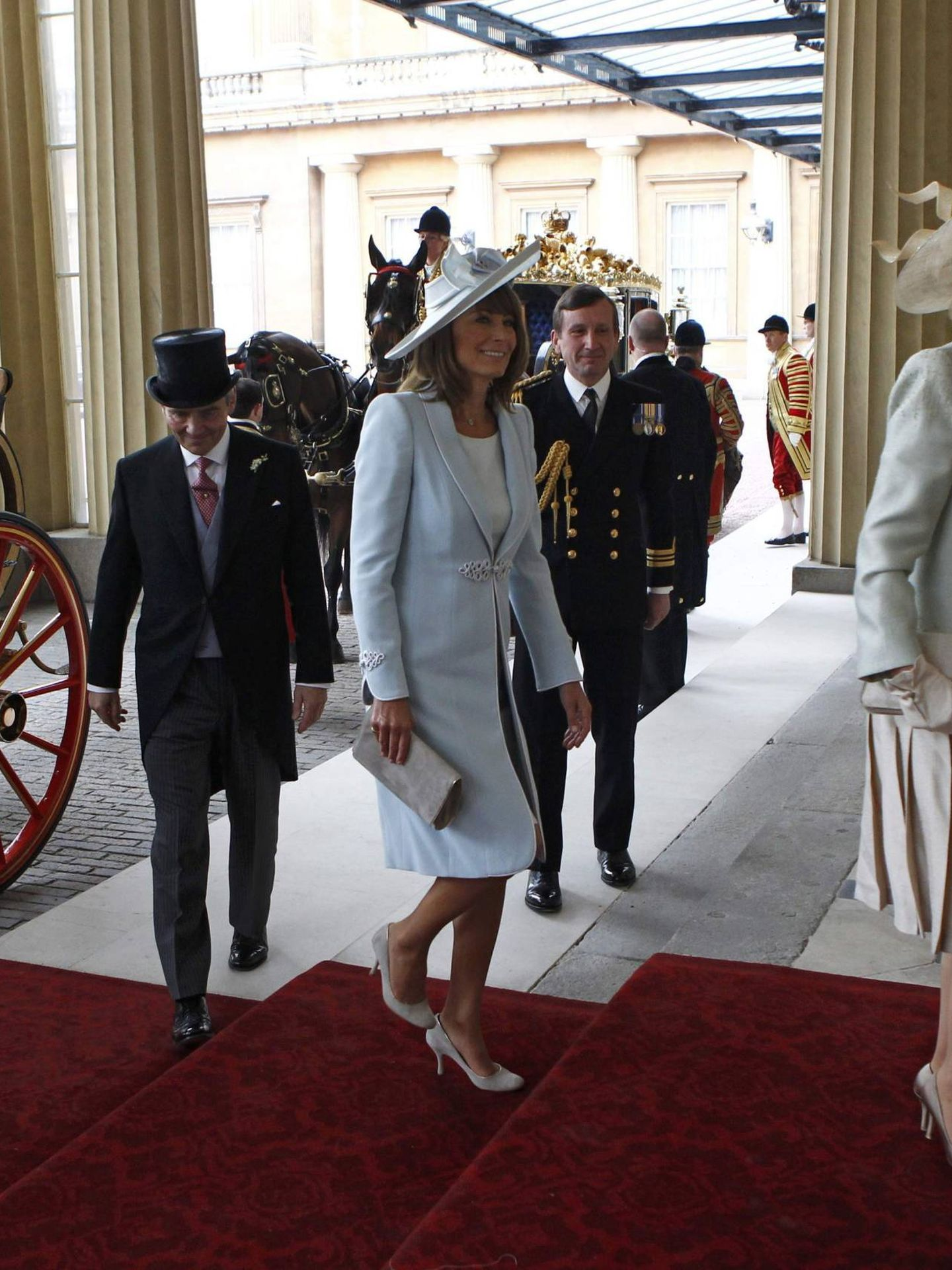 Carole Middleton. (Reuters)