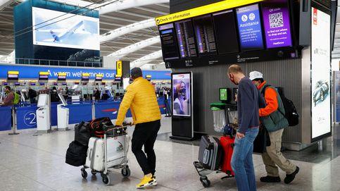 Londres destina una terminal de Heathrow solo a vuelos procedentes de zonas rojas