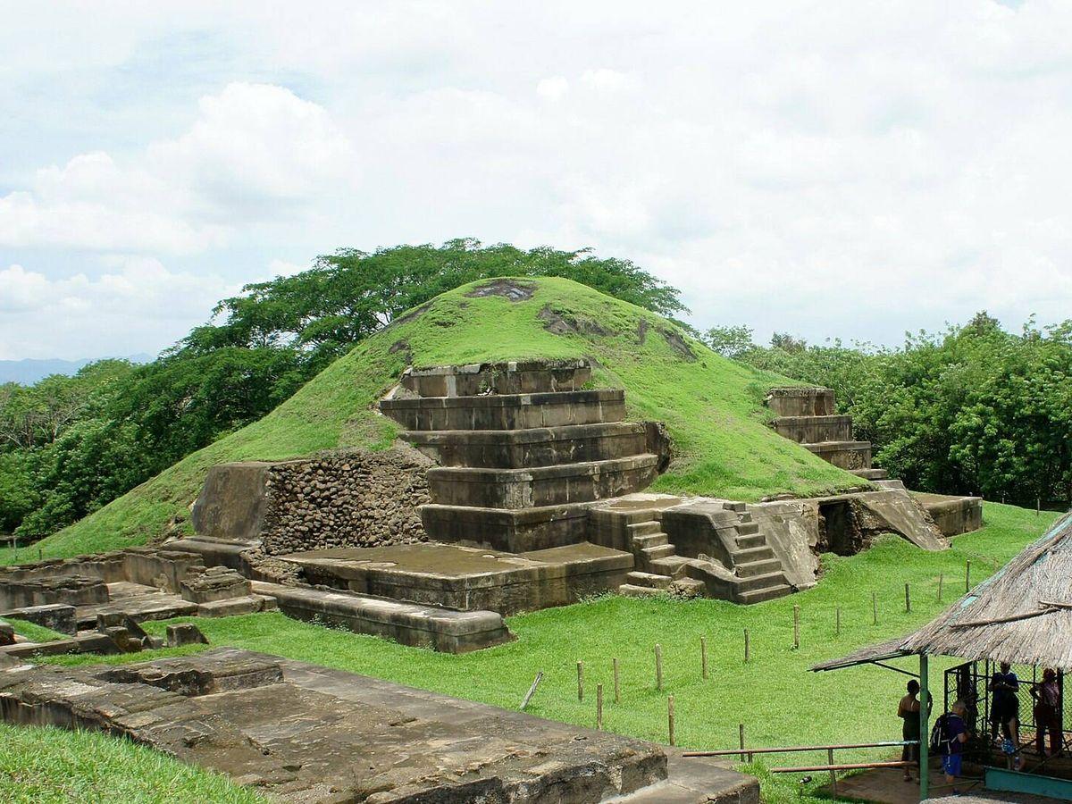 Foto: Imagen del sitio arqueológico de San Andrés (Creative Commons)