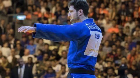 Nikoloz Sherazadishvili gana el primer mundial para un hombre español en judo
