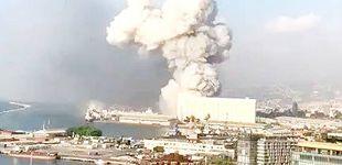 Post de Al menos 60 muertos y casi 3.000 heridos en una fuerte explosión en el puerto de Beirut
