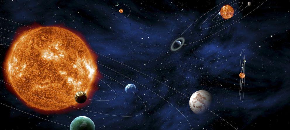 Foto: Viaje al espacio: ¿Cómo suenan los planetas del Sistema Solar?