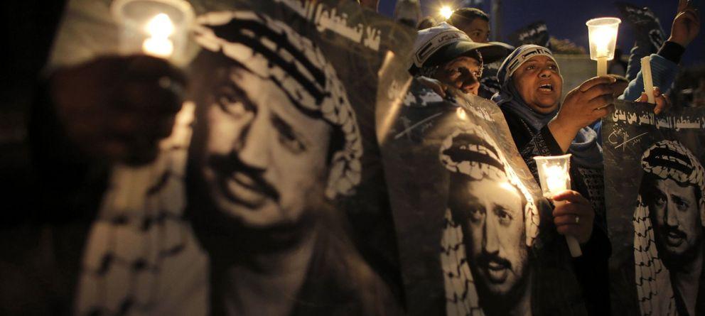 La Justicia francesa excluye que Arafat fuese envenenado