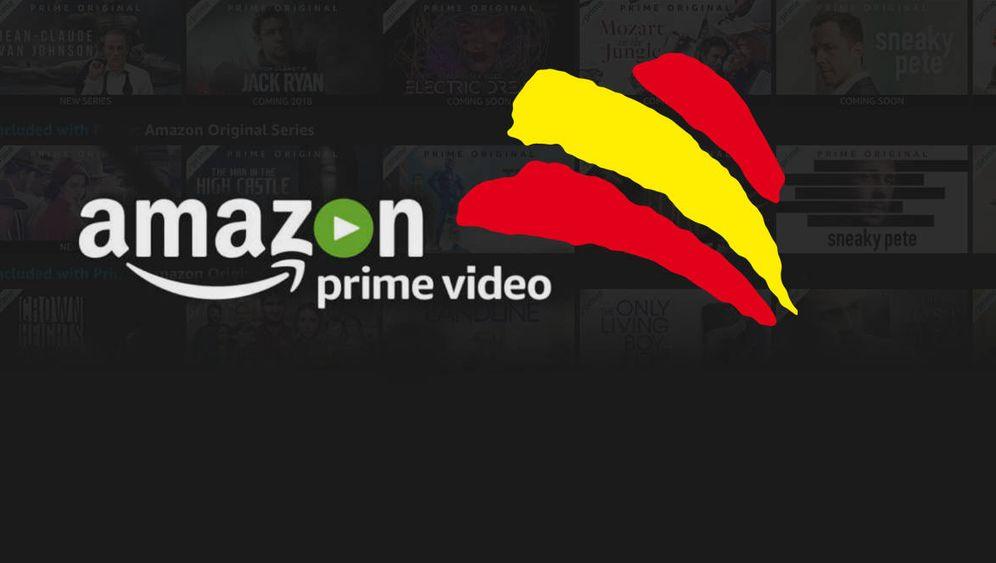 Foto: Logo español de Amazon Prime Video