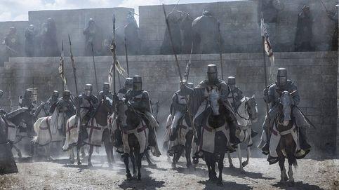 HBO España intensifica la promoción de 'Knightfall'