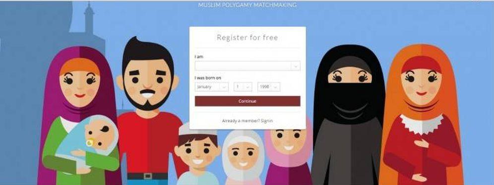 Foto: Captura de pantalla de la web secondwife.com