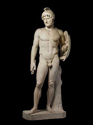 Foto: El Museo Británico muestra al emperador Adriano como titán de la antigüedad