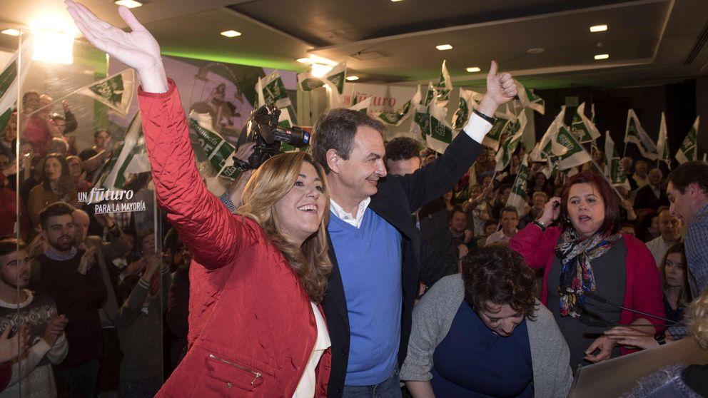 Díaz acusa a Iglesias de utilizar Andalucía para dar coartada a su referéndum catalán