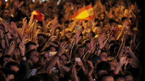 La celebración de la Selección: en marcha la rúa que les llevará hasta la Plaza de Colón