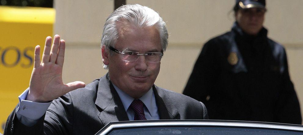 Foto: El exjuez Baltasar Garzón, en una imagen de archivo. (Gtres)