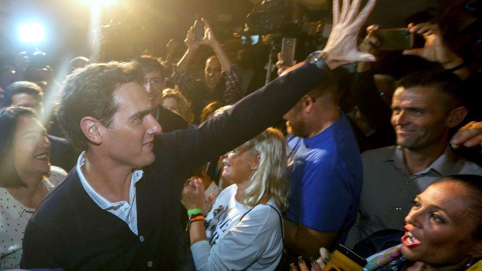 El debate, la última bala de Rivera: solo el 56% de sus votantes iría a votar el 10-N