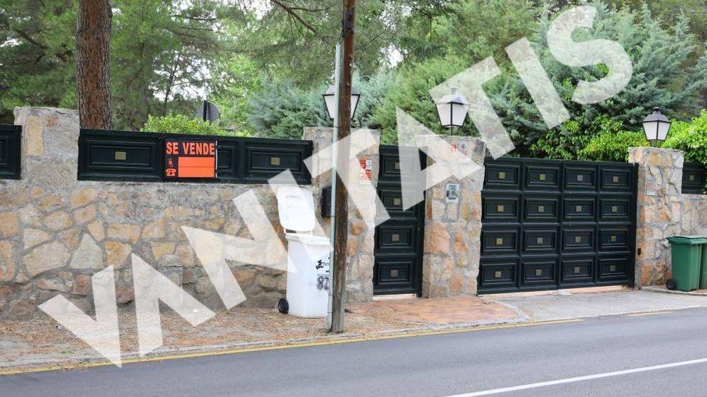 Foto: Vista del domicilio que compartieron David Bustamante y Paula Echevarría. (VA)