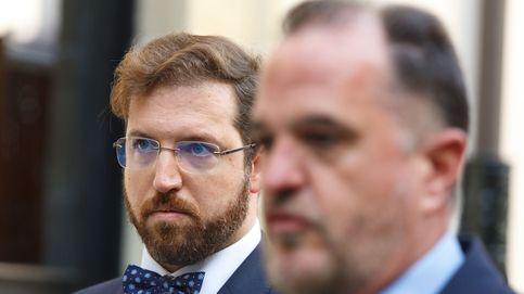 El exlíder de Cs Euskadi y parlamentario Luis Gordillo pasa a filas del PP