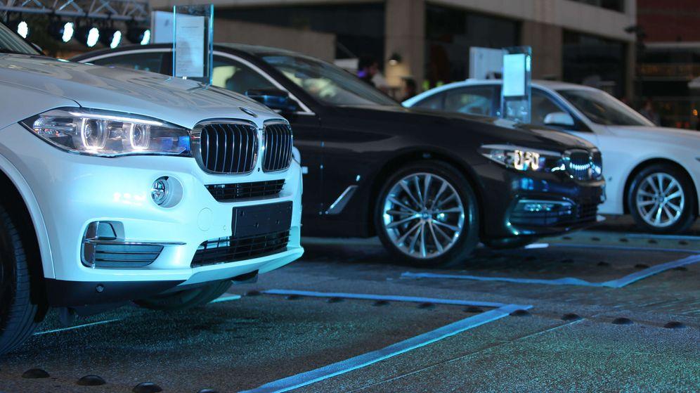 Foto: Varios vehículos a la venta. (EFE)