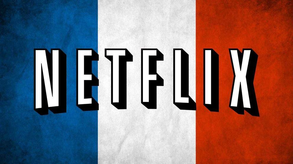 El lío de Vodafone y Netflix: envían a sus clientes a la versión francesa