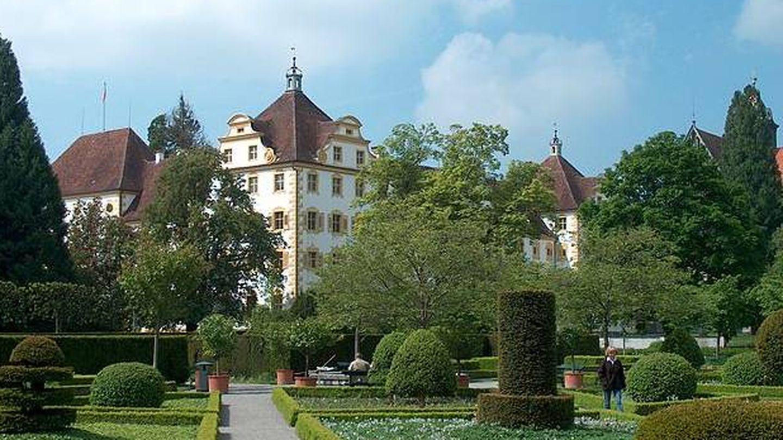 En los terrenos del monasterio de Sale estudió la reina Sofía. (Cortesía The Charter)