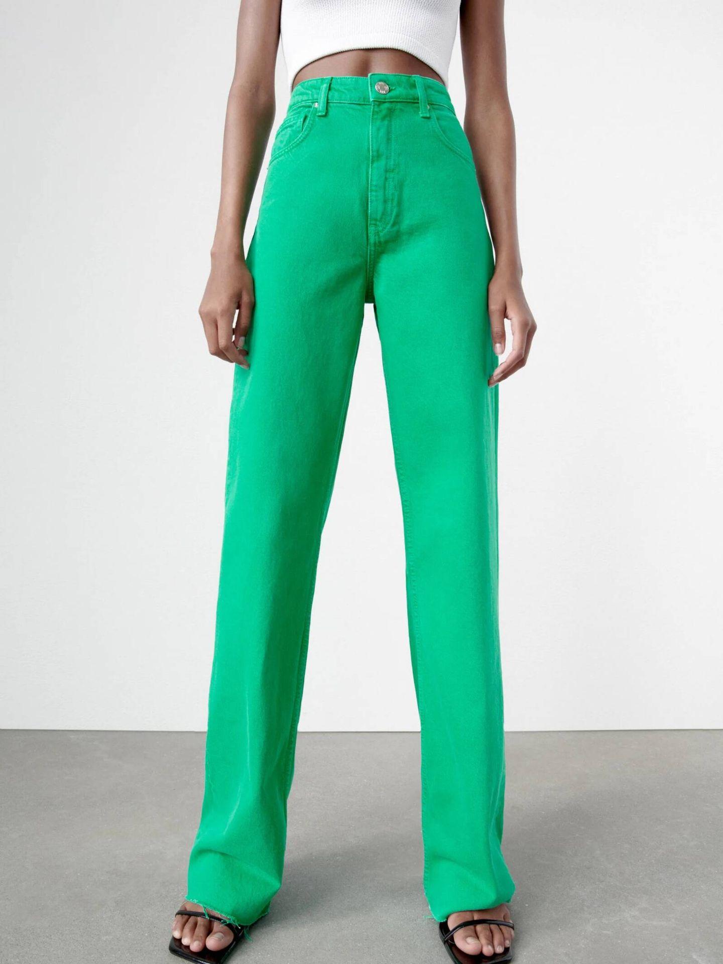 El pantalón de Zara que ha unido a Alexia y Victoria Federica. (Cortesía)