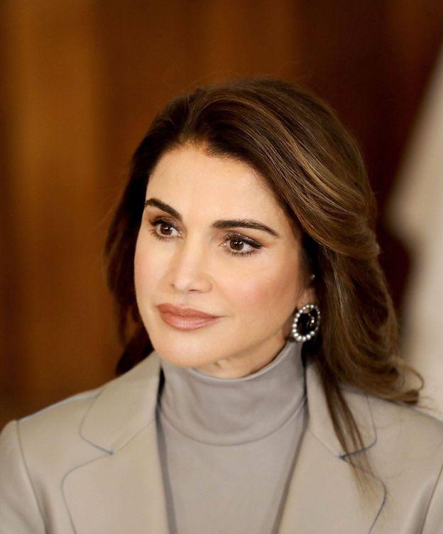 Foto: Rania en una foto de archivo. (Cordon Press)