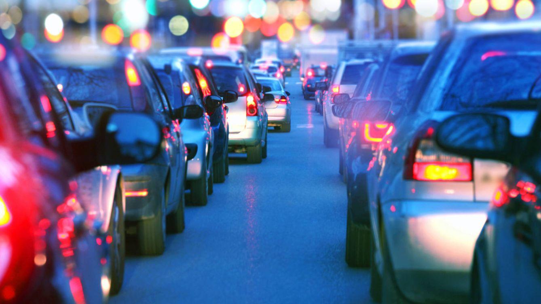 Foto: Atasco en la carretera. (iStock)