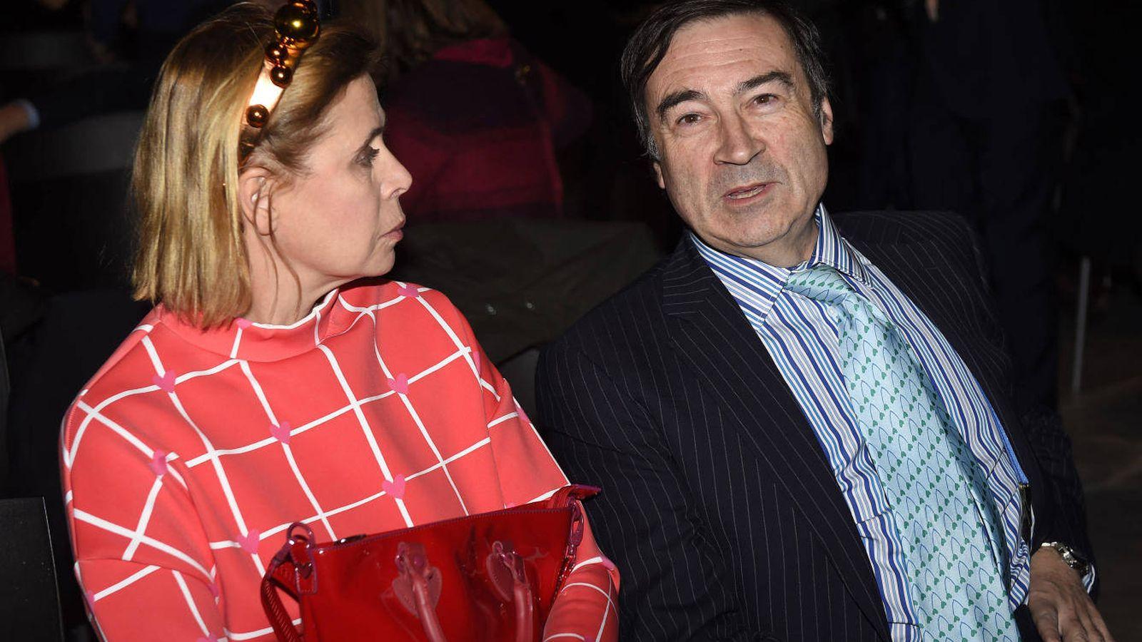Foto: Pedro J. y Ágatha Ruiz de la Prada