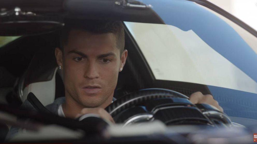La campaña 'The Switch' de Nike con Cristiano Ronaldo: más de 57,3 millones