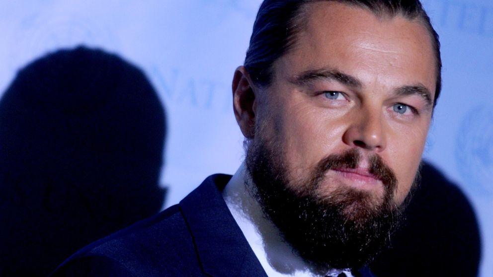 DiCaprio se gasta 250.000 dólares en un cuadro para ayudar a las tortugas