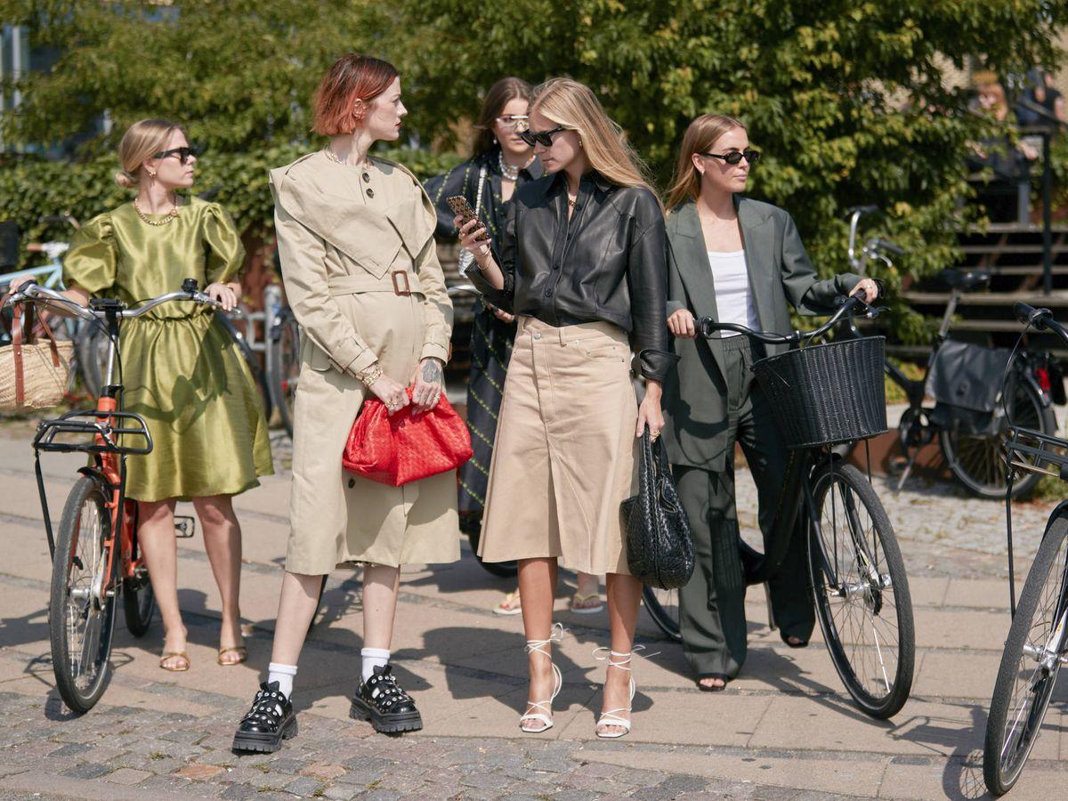 Foto: Street style en Copenhague. (Imaxtree)