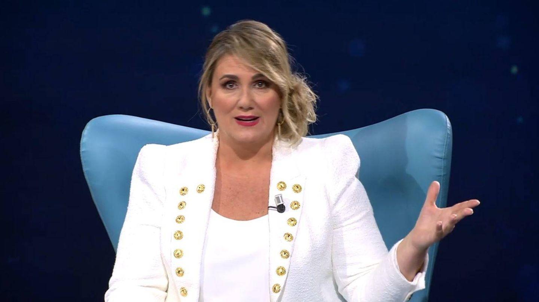 Carlota Corredera. (Mediaset España)