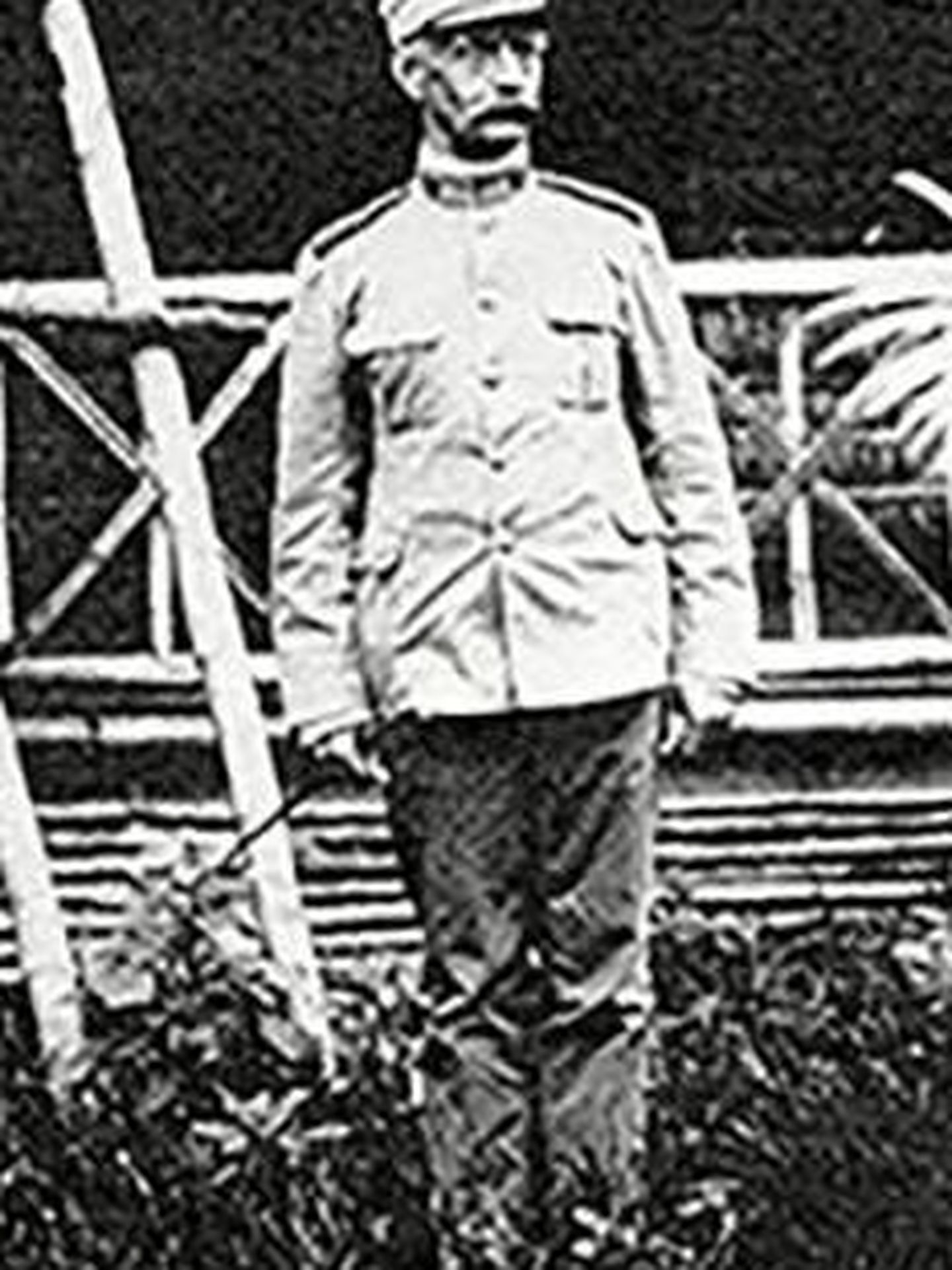 Jacob Smith en Filipinas.