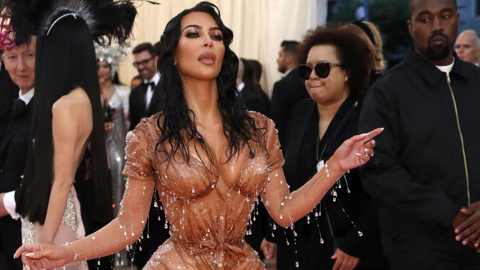 Foto: Kim Kardashian. (Reuters)
