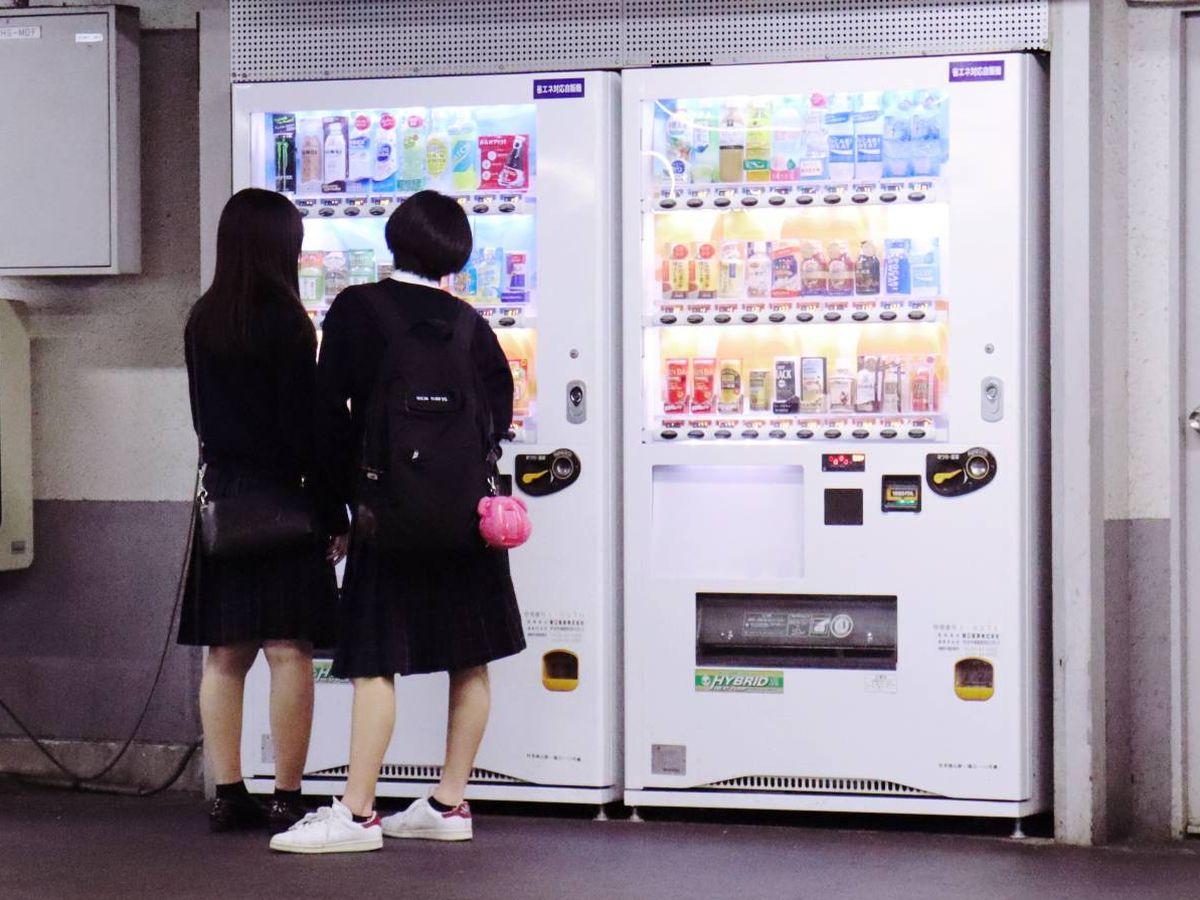Foto: Máquinas expendedoras. (Unsplash)