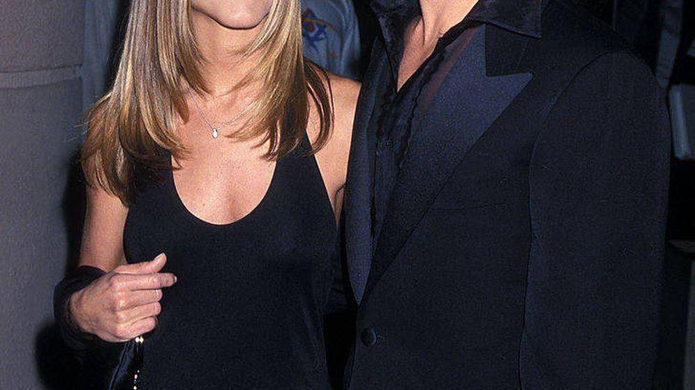 Foto: Jennifer Aniston y Brad Pitt, en 2011. (Getty)