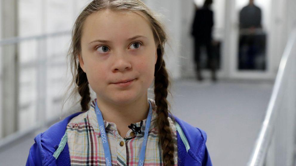 Quién es la estudiante de 15 años que sacó los colores a los políticos en la Cumbre del Clima