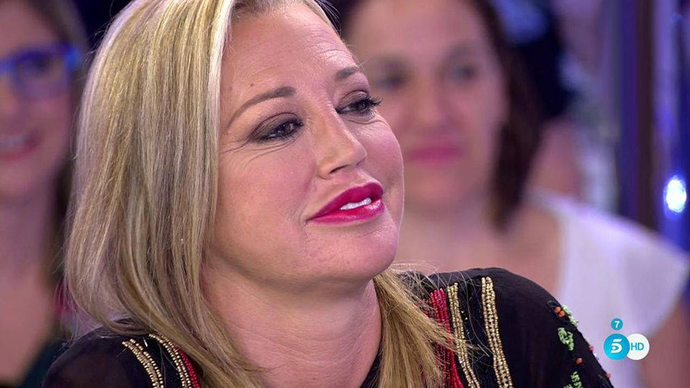 La lista negra de Belén Esteban: dos bajas importantes de 'Sálvame' en su boda