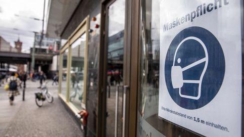Alemania consigue rebajar el balance diario con 4.325 casos nuevos y doce muertos