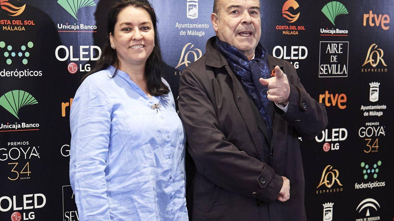 Ana Pérez-Lorente, la ya esposa de Antonio Resines: discreta, asmática y biógrafa