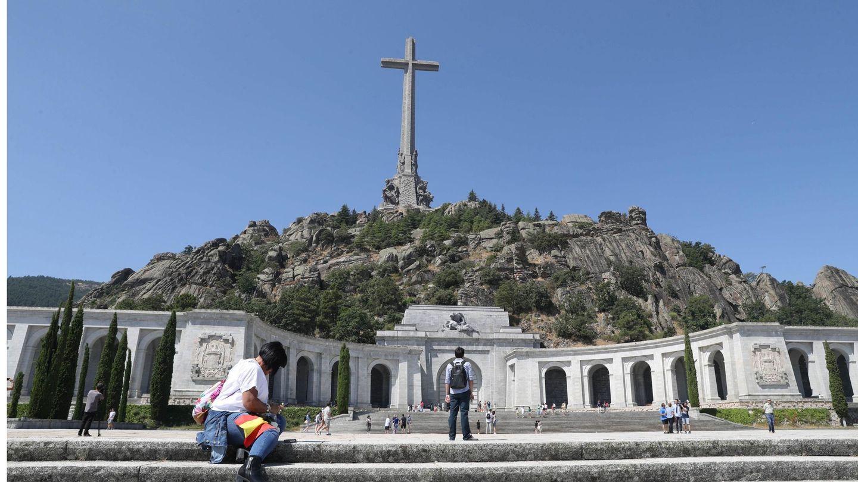 El Valle de los Caídos. (EFE)