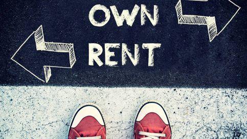 Comprar casa o alquilar en Madrid se 'come' la mitad del sueldo de los jóvenes